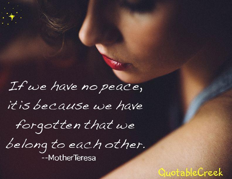 peacebelong