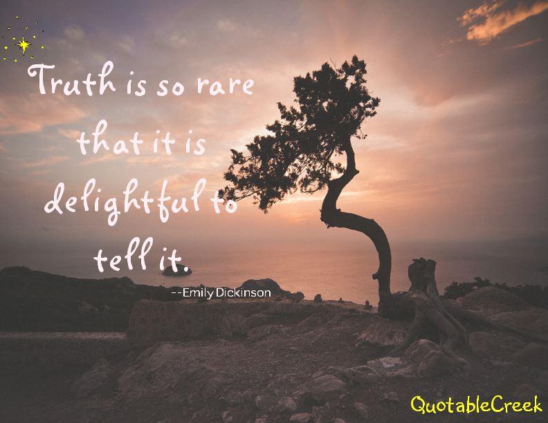 truthrare